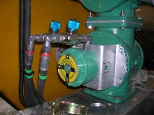 Hydraulischer Schwenkantrieb
